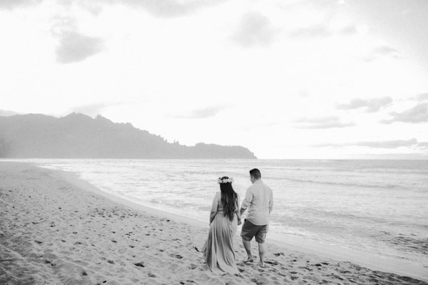 Hanalei Bay Engagement-35