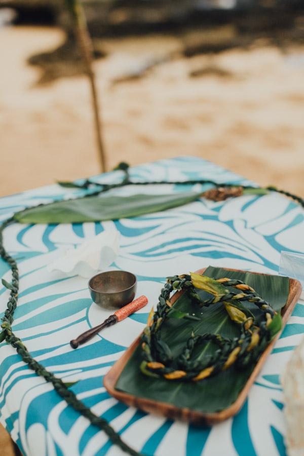 Kauai Beach wedding- Molaa'a Bay-30