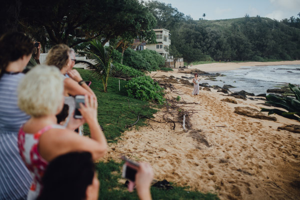 Kauai Beach wedding- Molaa'a Bay-35