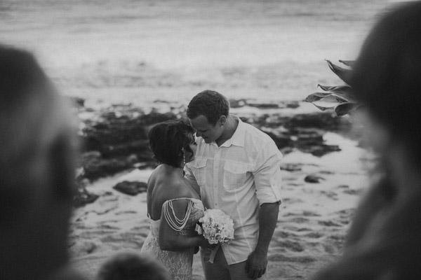 Kauai Beach wedding- Molaa'a Bay-41