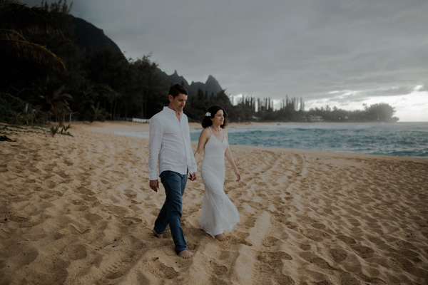 kauai elopement tunnels beach-9